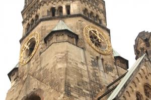 Top 10 Berlin kids - Kirkeruin på Kudam