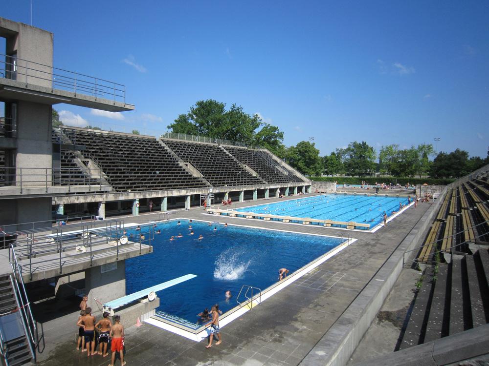 Olympia stadion Berlin - Svømmestadion