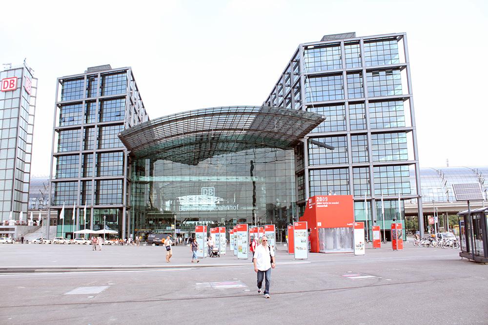 Berlin Hauptbahnhof - Europas travleste