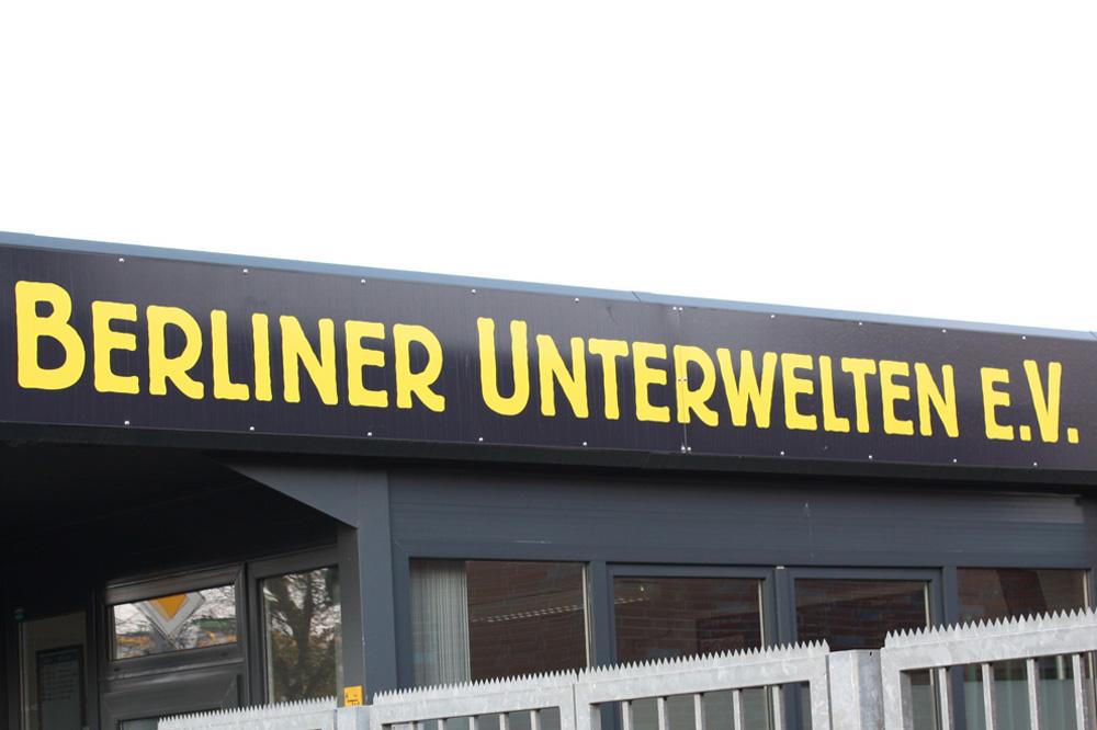 Berliner Unterwelten - mange spændende ture