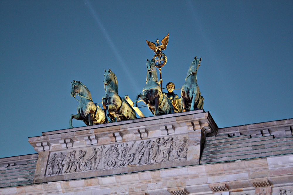 Top 10 Berlin - Brandenburger Tor