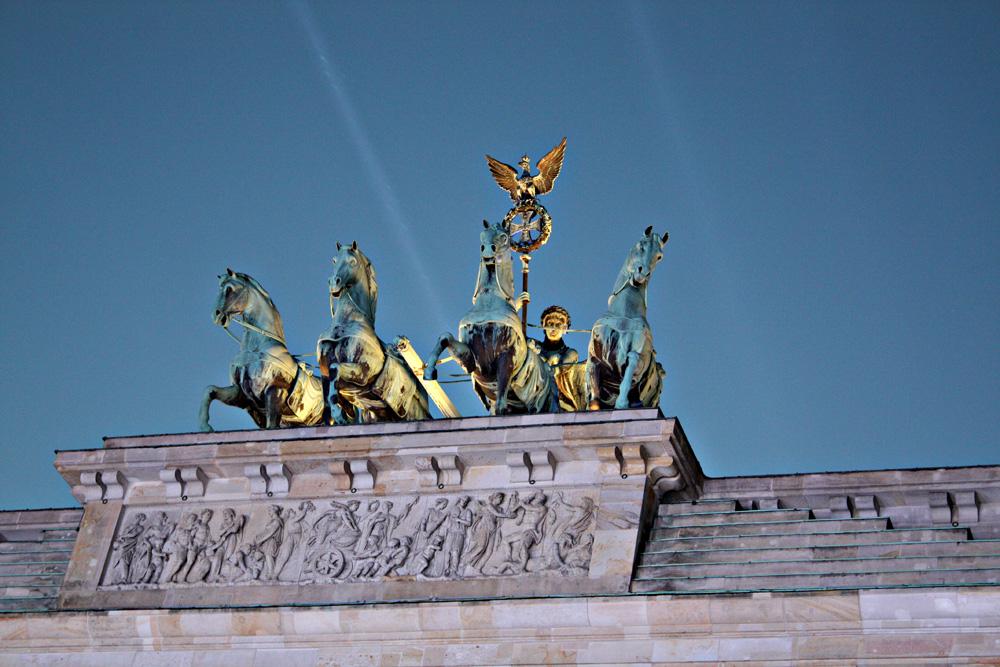 Seværdigheder Berlin - Brandenburger Tor