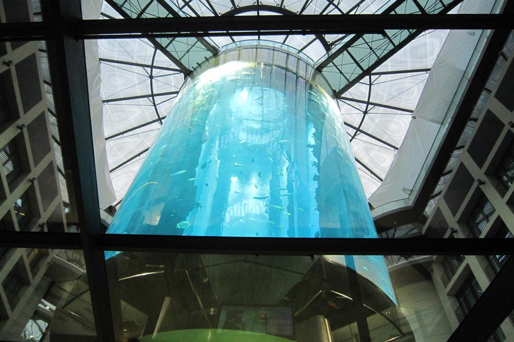 Attraktioner - Aquadom Sealife Berlin