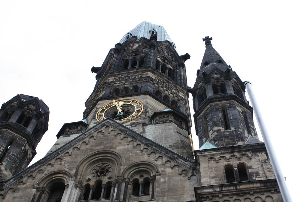 Seværdigheder Berlin - Kaiser-Wilhelm-Gedächtniskirche