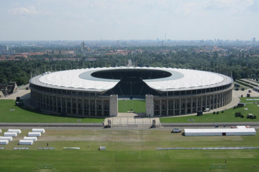 Attraktioner - Olympia Stadion Berlin