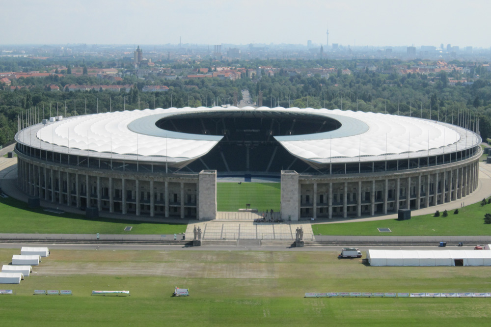 Top 10 Berlin - Olympia Stadion