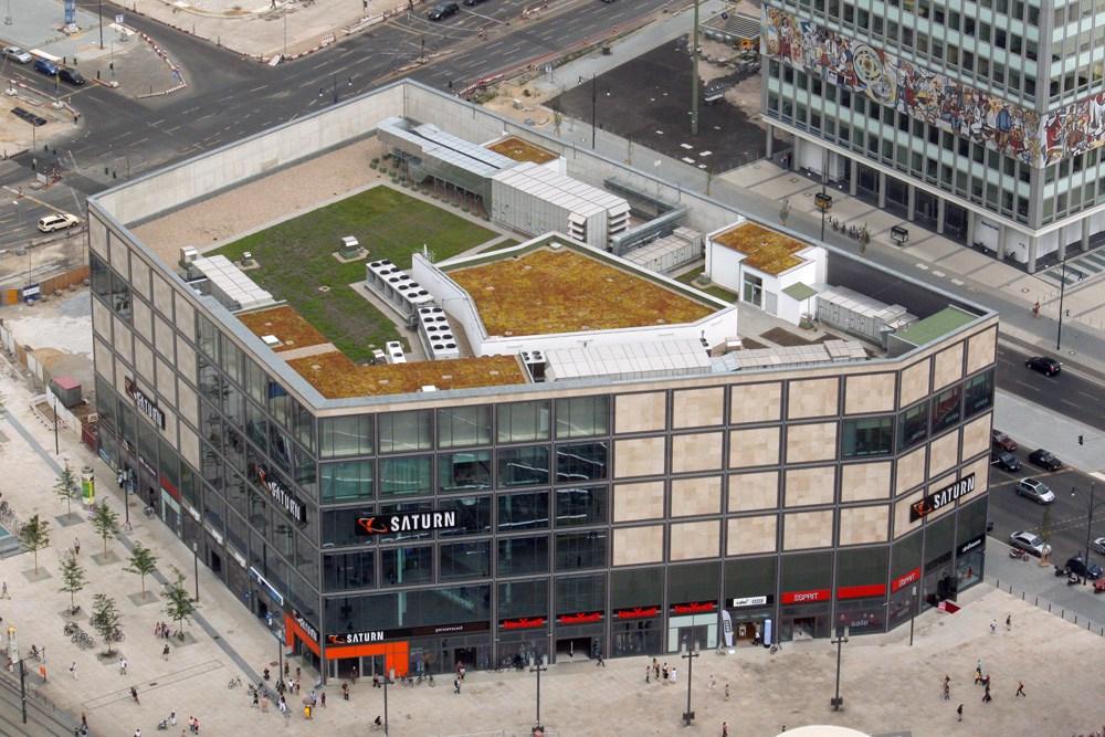 Saturn Alexanderplatz - Elektronik med mere i flere etager