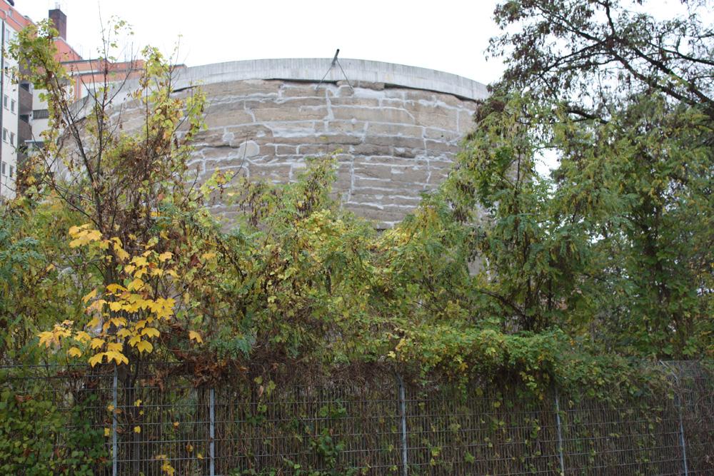 Swerbelastnungkörper - Grundstenen til Germania, hovedstaden i Hitlers rige