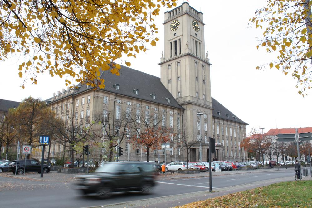 Berlins historie - Rathaus Schönberg