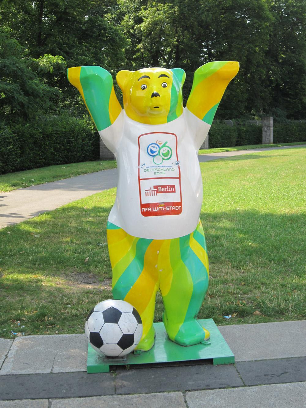 dfb-pokal på Olympia stadion - Olympia Stadion Berlin - Altid et besøg værd!