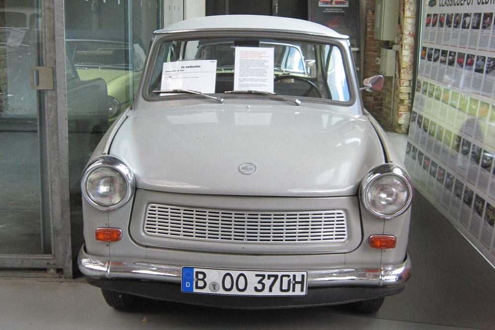 Andre oplevelser - Berlin Classic Cars - Selv om der var Ferrarier, Lambourghini