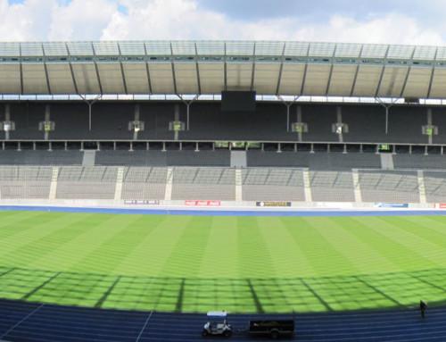 Hertha BSC ønsker nyt stadion