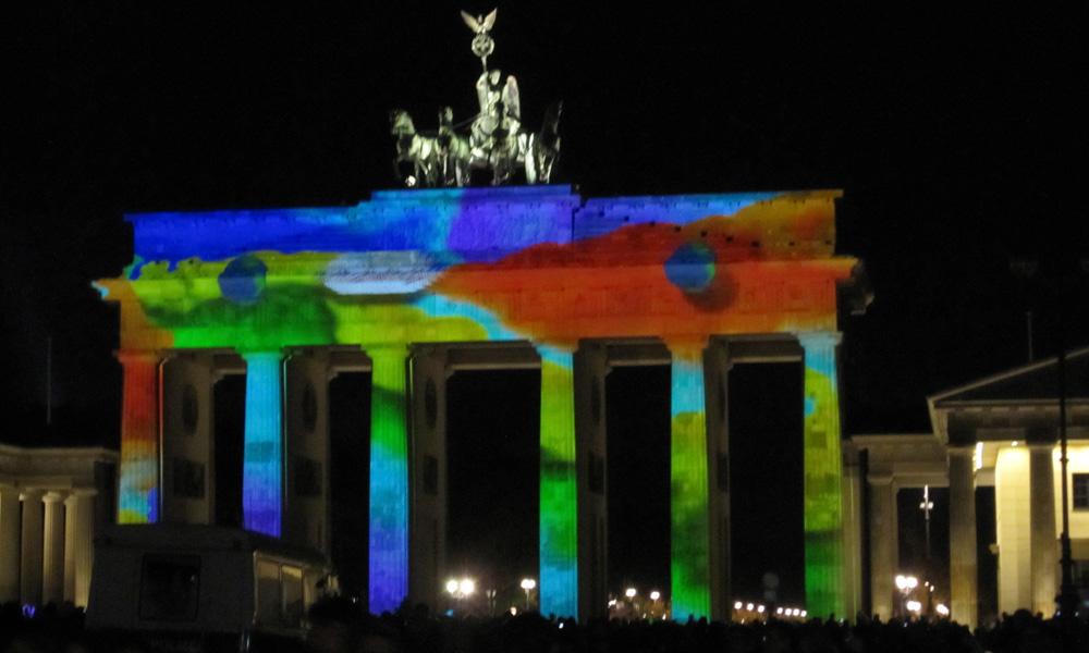 Pariser Platz Berlin - Brandenburger Tor