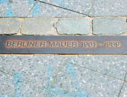 Nyt Mur museum i Berlin